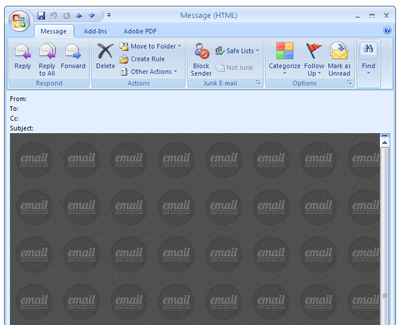 HTML Email Full Page Background Fix (for Outlook & Webmail ...