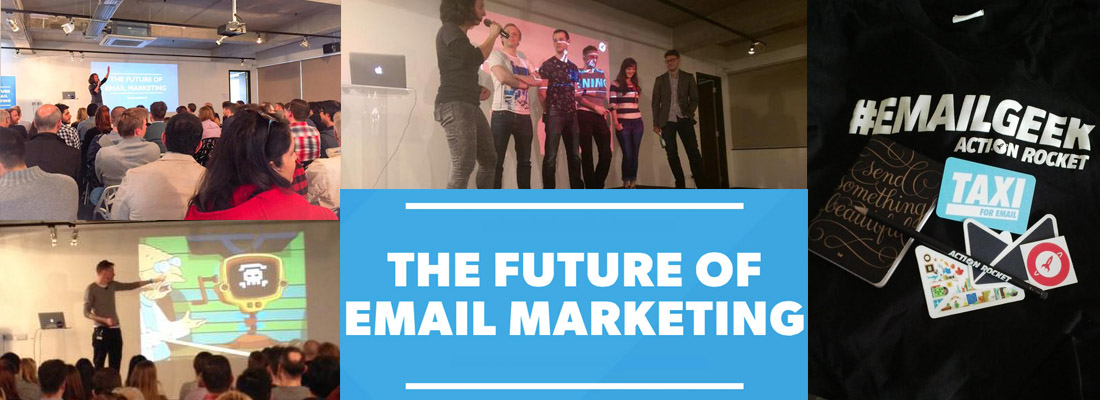 #FutureOfEmail: The highlights
