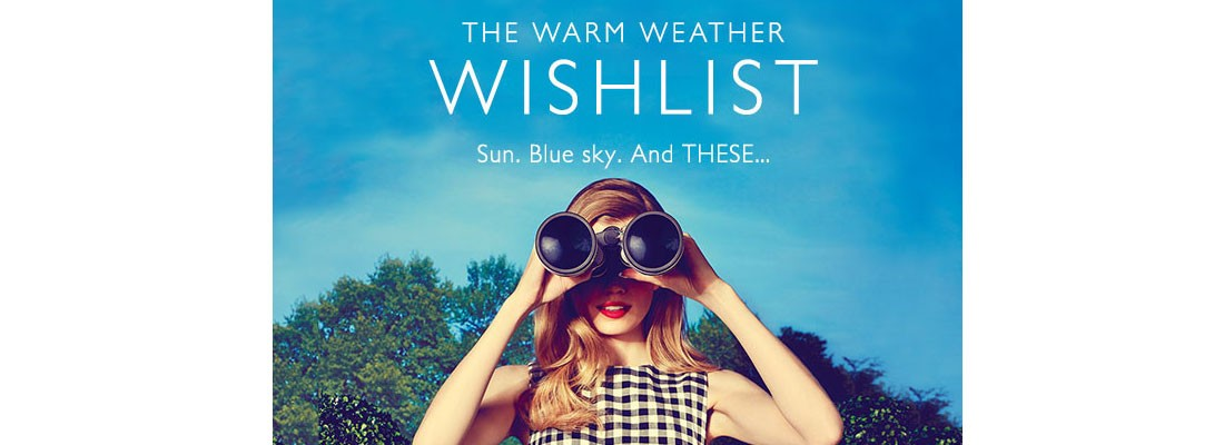 Email Spring-spiration: Whatever the Weather