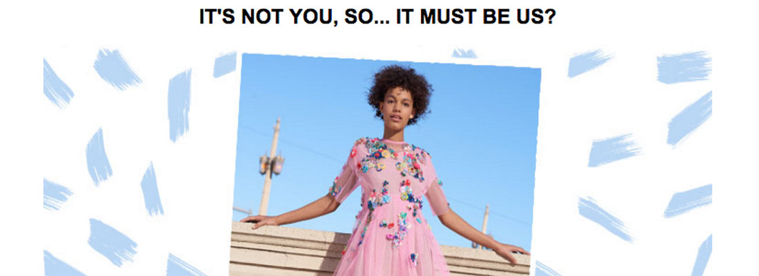 Lace shifts and dormant lists: a peek at ASOS' re-engagement campaign
