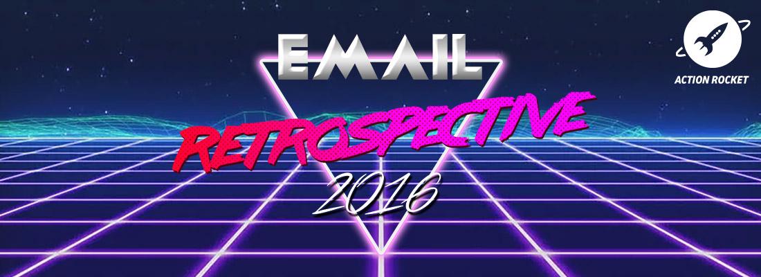 Email Retrospective 2016