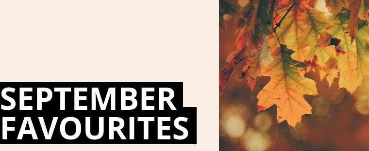 Top Designs For September